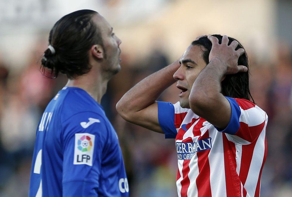 Getafe - Atlético de Madrid: puntuaciones del Atlético de Madrid, jornada 30