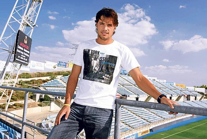 El Real Madrid cede a Pedro León una temporada más al Getafe