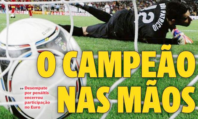 Así vio la prensa internacional el pase de España a la final