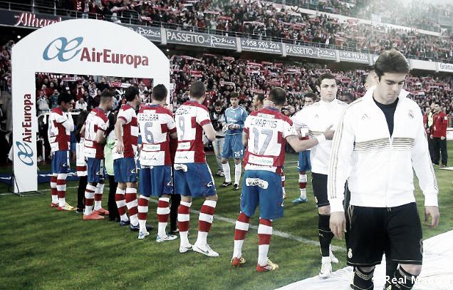 Real Madrid - Granada: Pasillo con obstáculos al campeón