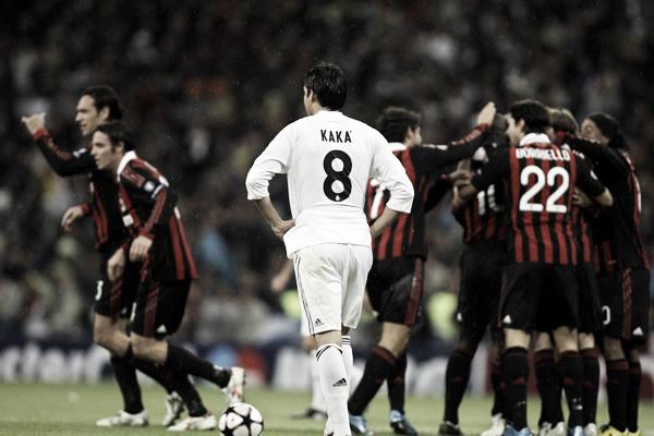 Real Madrid - Milan: Nueva York calibra un duelo clásico y observa a Kaká