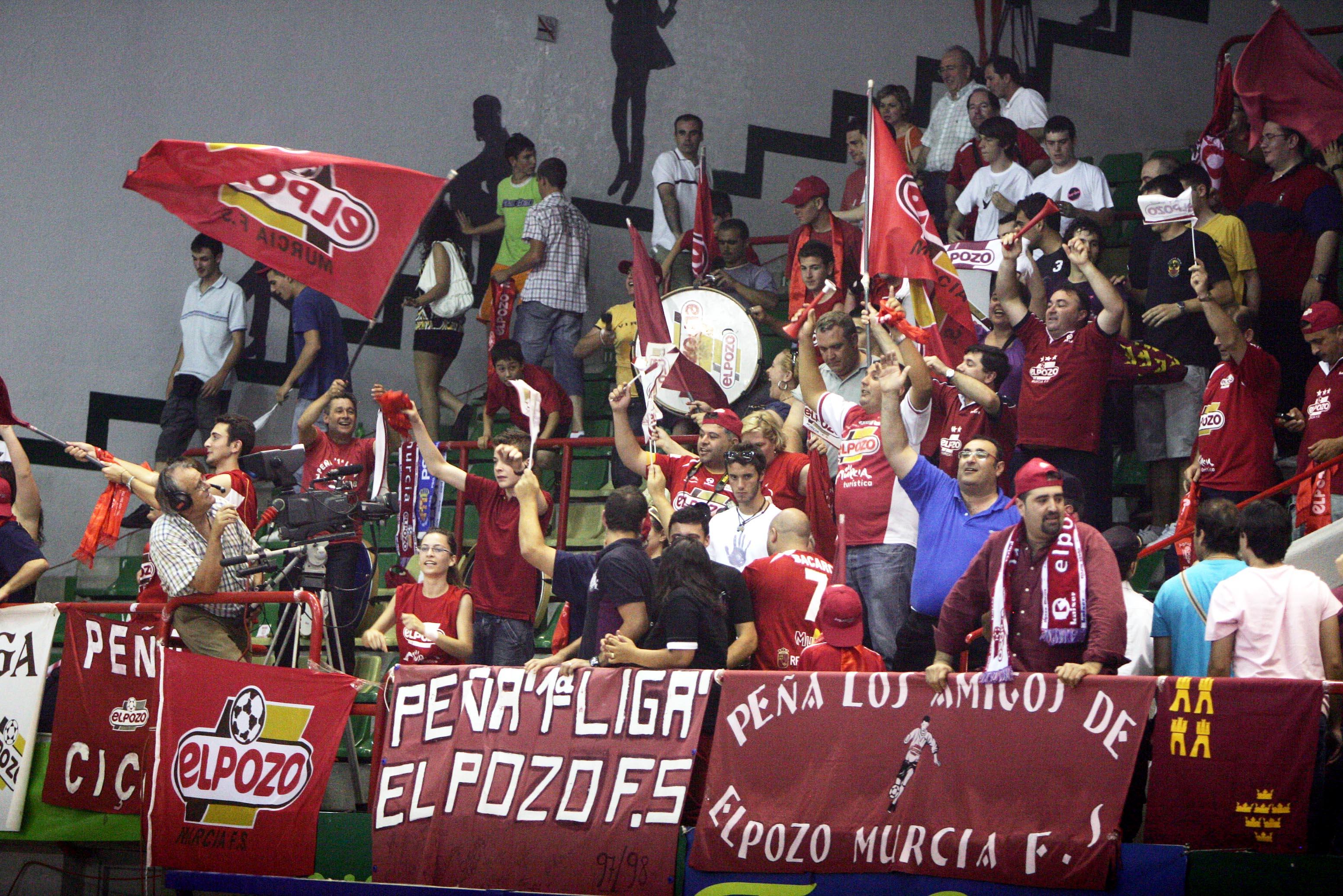 La afición de ElPozo se desplazará a Antequera para la Final de la Copa del Rey