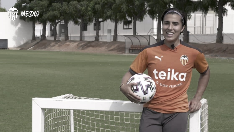 Carla Bautista ve un Valencia fuerte de cara a la temporada de la Liga Iberdrola