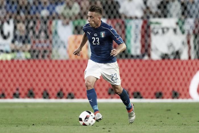"""Possível reforço, meia Giaccherini revela: """"Eu sempre sonhei em jogar pelo Napoli"""""""