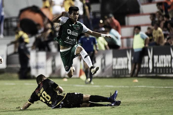 Murciélagos y Alebrijes siguen sin ganar en la Copa
