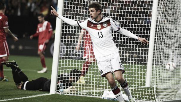 Georgia - Alemania: a la caza de Polonia