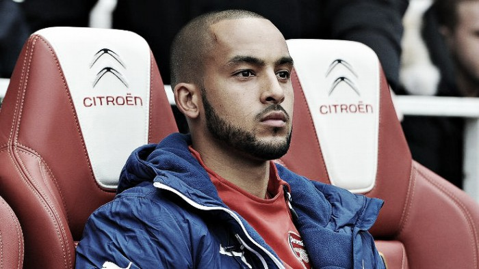Theo Walcott to discuss his Arsenal future with Arsene Wenger