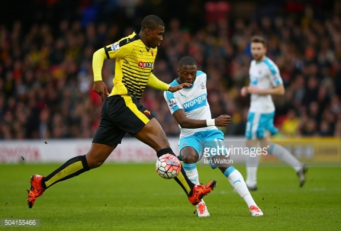 Watford outcast Obbi Oulare set for loan move to Holland