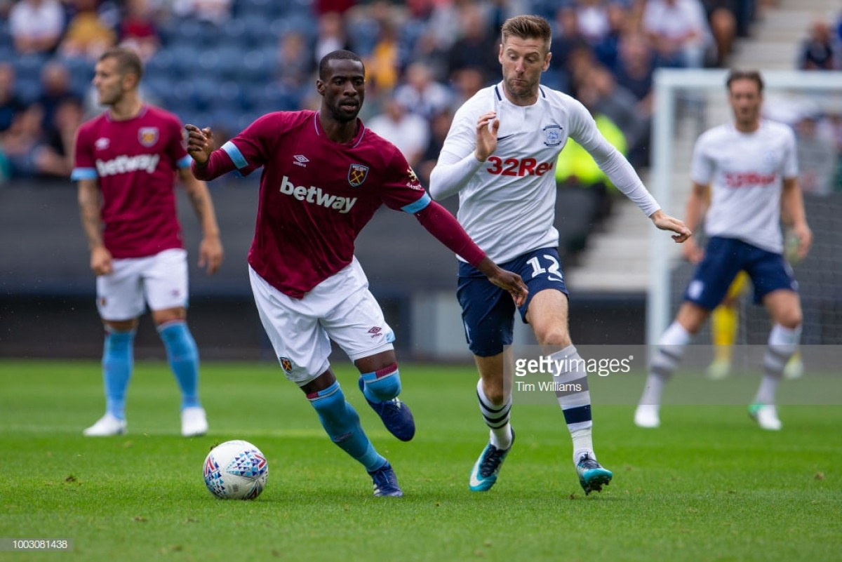 West Ham in fear of losing Spanish starlet Pedro Obiang