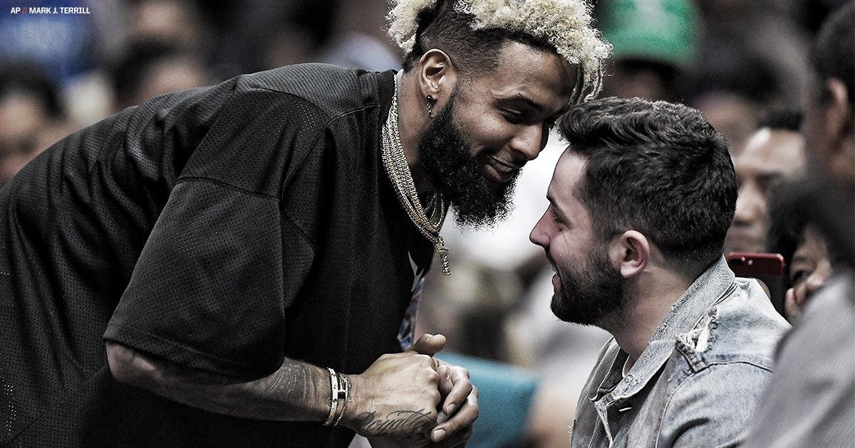 Los Cleveland Browns son los grandes ganadores de la Agencia Libre 2019