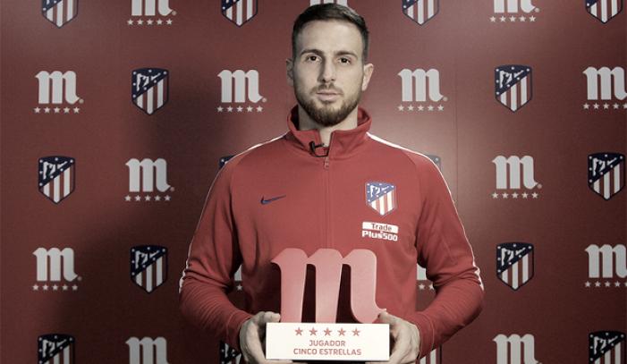 """Jan Oblak: """"El Wanda Metropolitano es espectacular. En este estadio vamos a seguir los pasos del otro"""""""