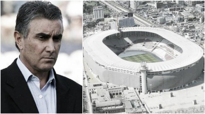 """Juan Carlos Oblitas: """"Buscaremos que se cancele el concierto en el Estadio Nacional"""""""