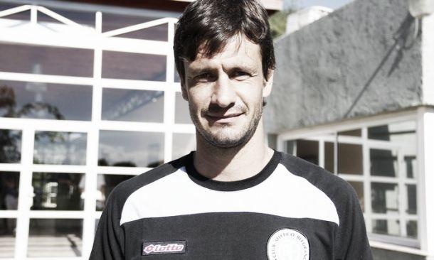 """Mauro Óbolo: """"En Belgrano no sólo te reconocen el gol"""""""