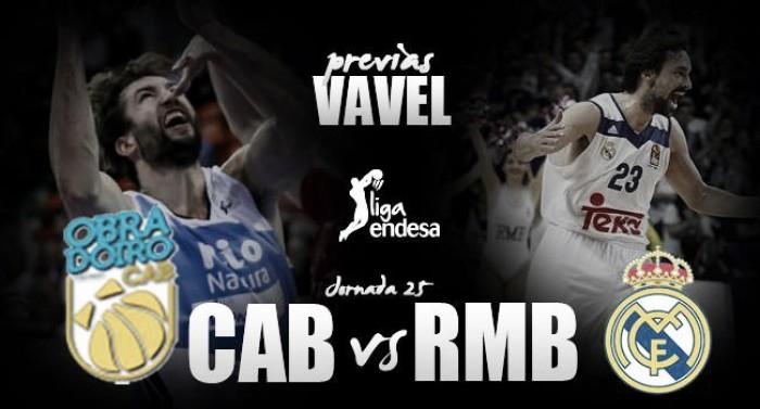 Previa Rio Natura Monbus Obradoiro - Real Madrid: momento para lavar la imagen