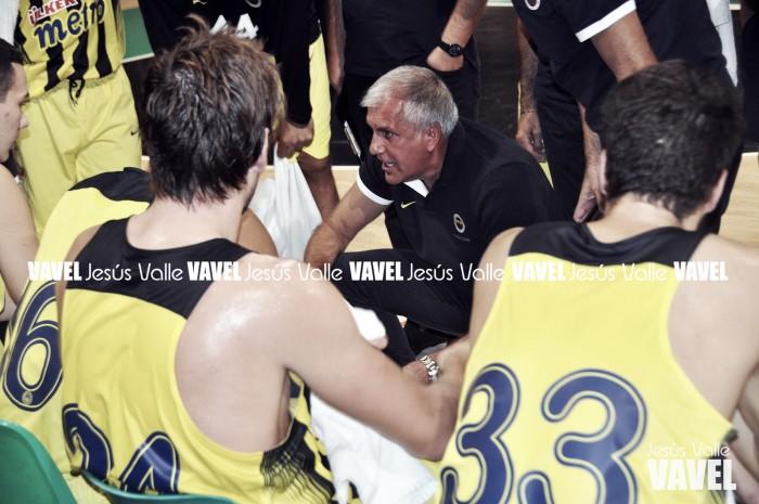 Obradovic: ''Quiero agradecer a la afición de la Penya el recibimiento que me ha hecho''