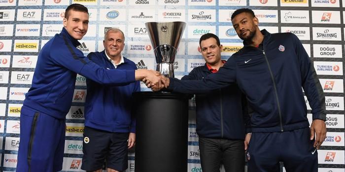 Eurolega, la finale: Obradovic sfida l'amico Itoudis. Le parole della vigilia