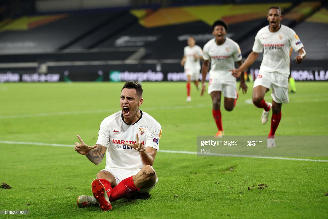 Wolverhampton Wanderers 0-1 Sevilla: Late Ocampos header ends Wolves' European dream