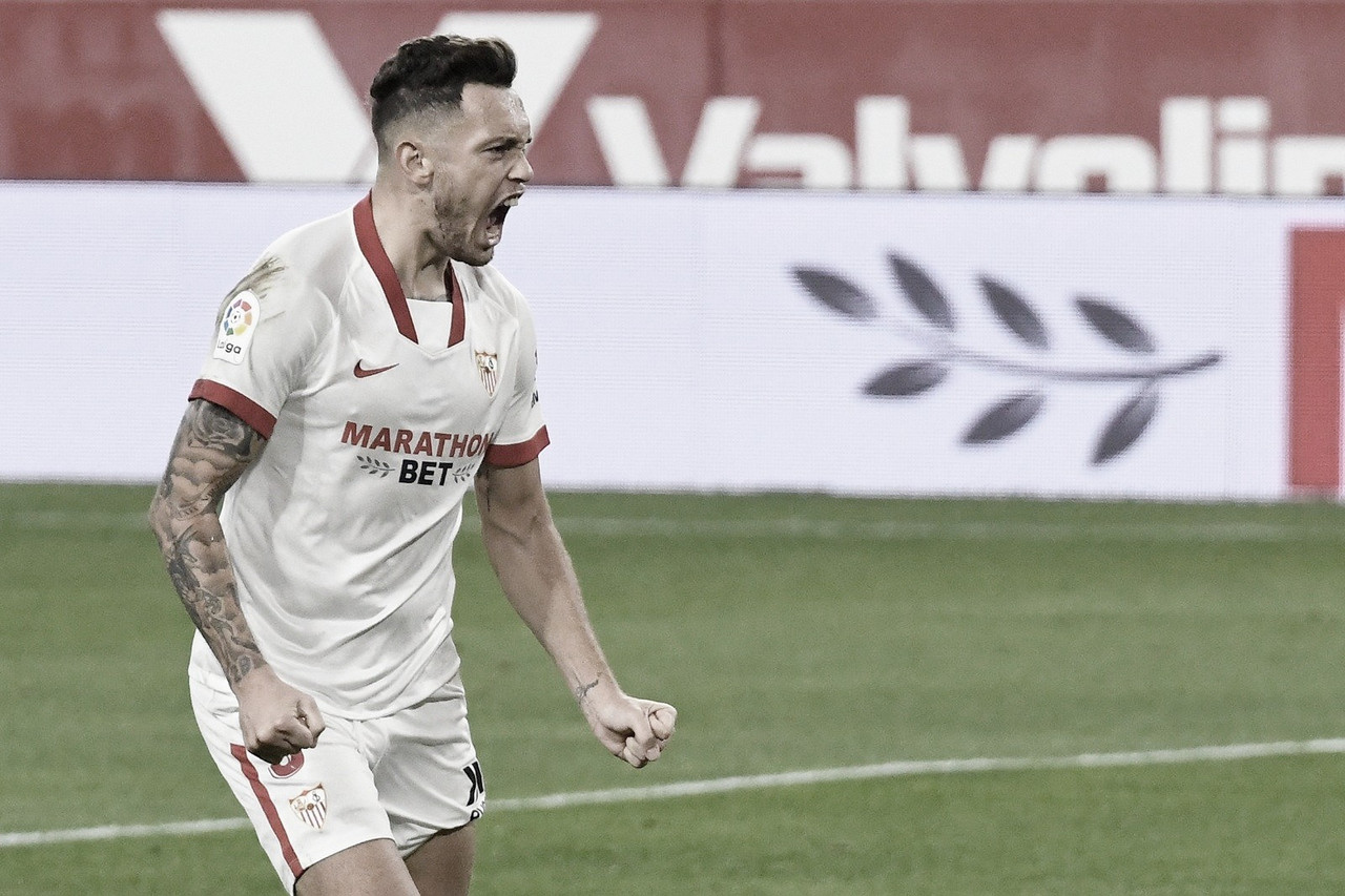 El Sevilla resurge en LaLiga (1-0)