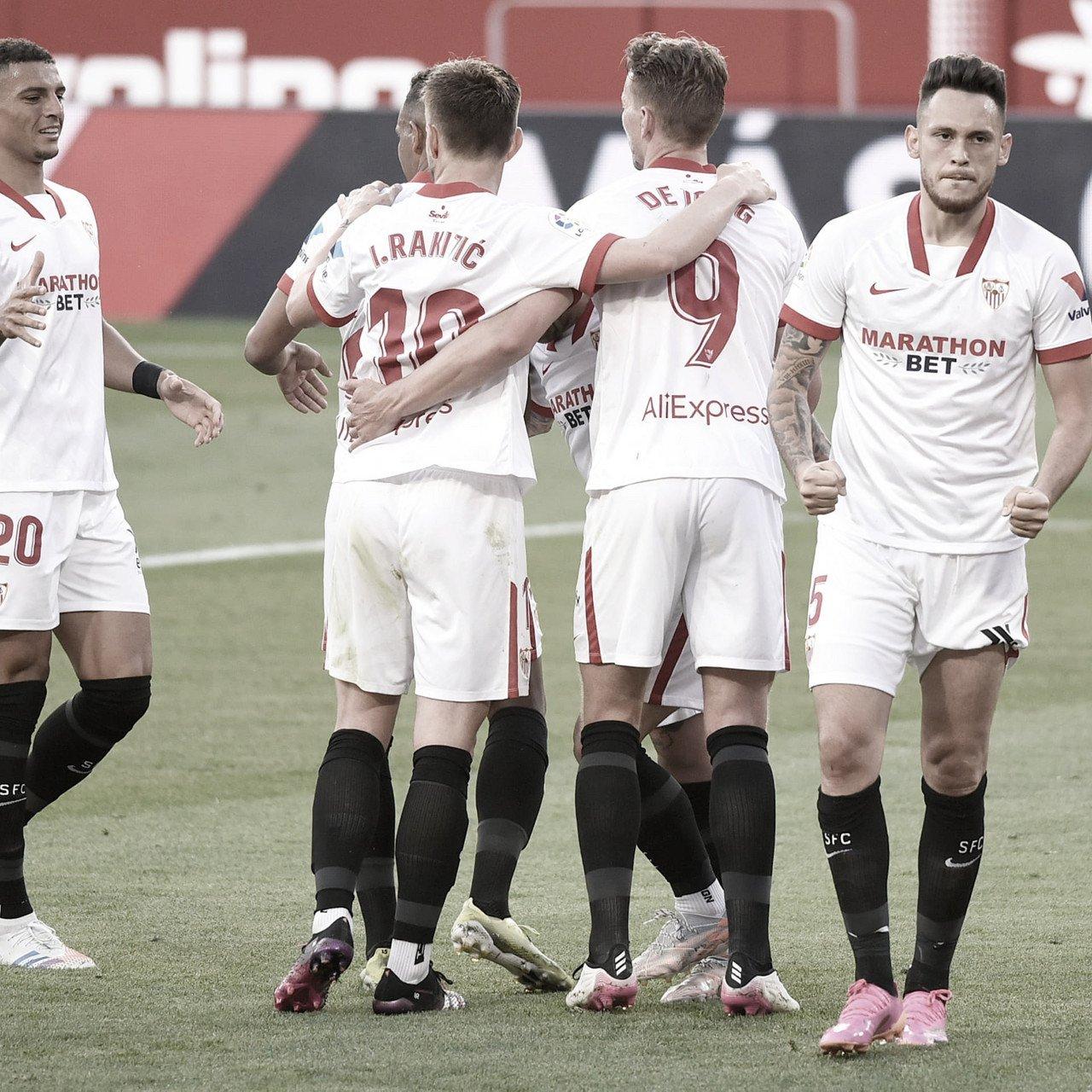 Ánalisis post: el Sevilla bailó al ritmo del Papu