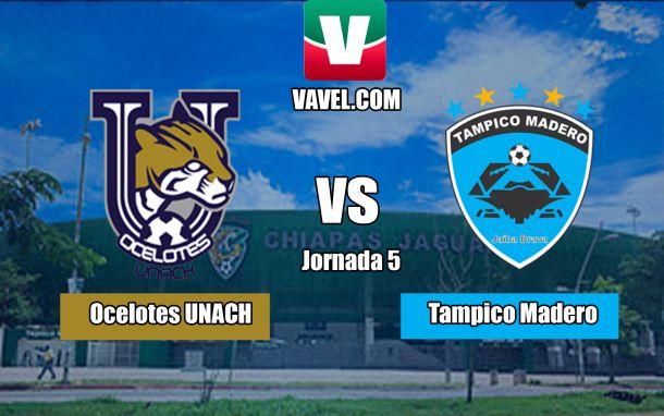 Ocelotes UNACH - Tampico Madero: la Jaiba quiere ser aún más brava