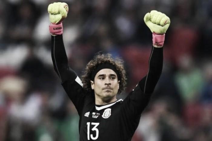 "Guillermo Ochoa: ""El resultado da mucho orgullo"""