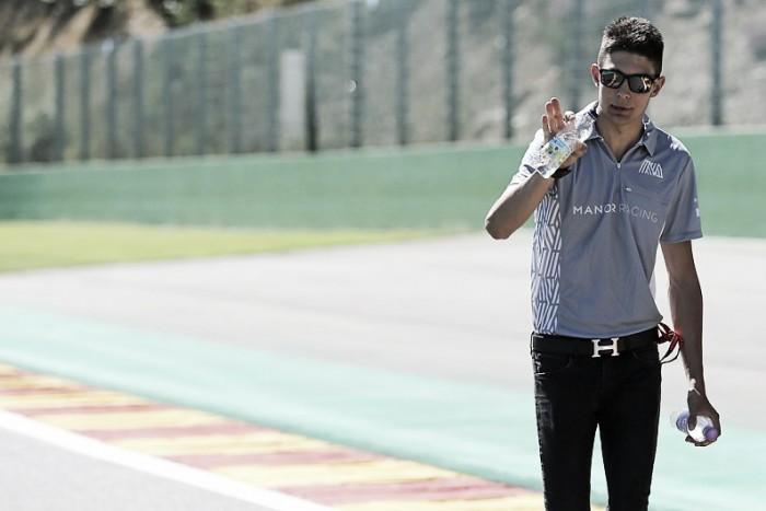 La agresividad de Verstappen no es una novedad para Ocon