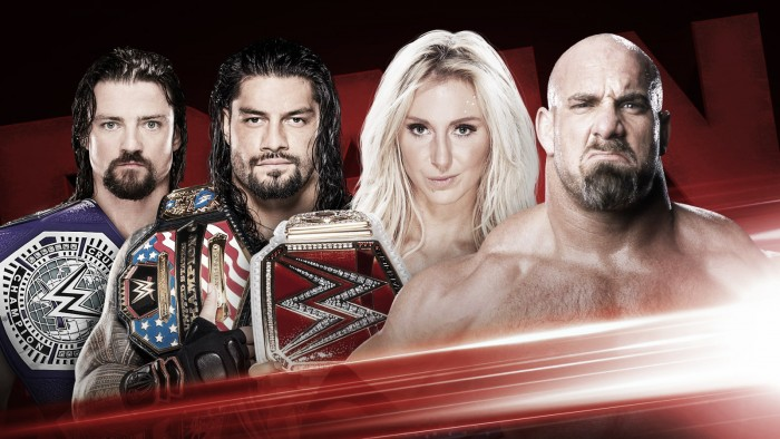 Live Updates, Commentary, and Results of Raw 31.10.16
