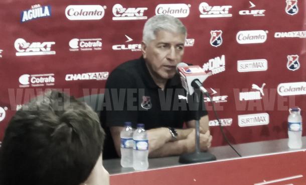 """Octavio Zambrano: """"Fue un vibrante clásico lleno de opciones de gol para los dos equipos"""""""
