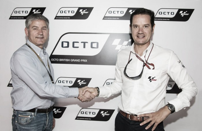 Octo to sponsor 2016 British GP