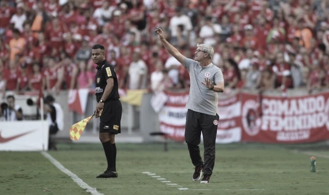 """Odair ressalta insatisfação com empate no Gre-Nal: """"Merecíamos um resultado melhor"""""""