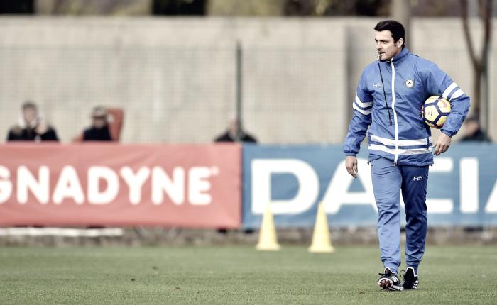 Udinese - Oddo inizia a pensare ai cambiamenti