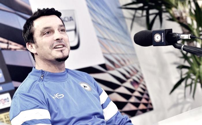 """Udinese - Oddo: """"Non facciamo paragoni con la sfida del Pordenone, servirà tanta aggressività"""""""
