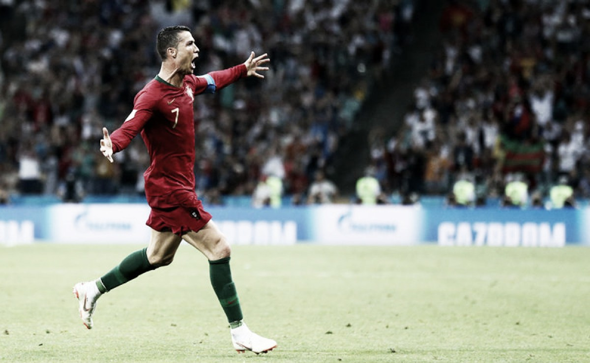 Ronaldo y diez más