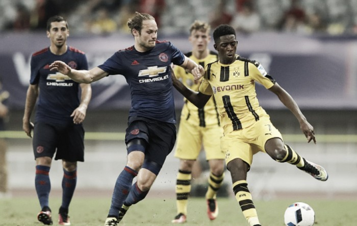Thomas Tuchel praises Ousmane Dembélé after winger's excellent start with Dortmund