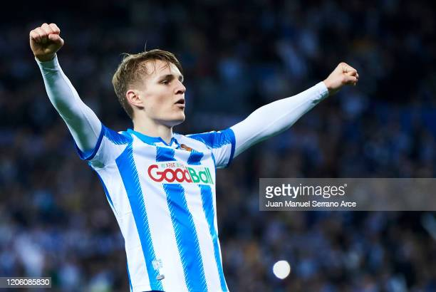 What to expect from Martin Ødegaard?