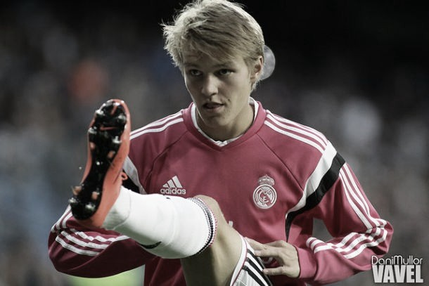 Martin Ødegaard vuelve al Real Madrid