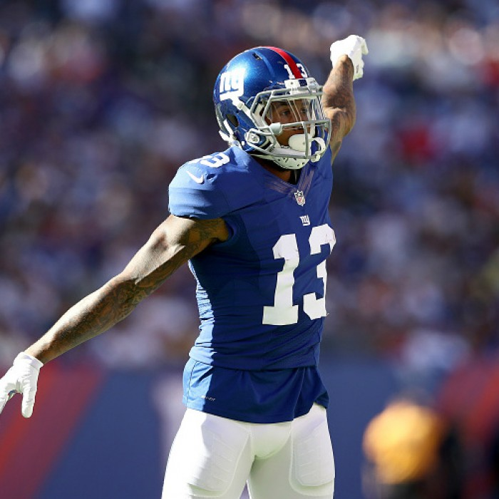 The Giants have an Odell Beckham Jr. problem