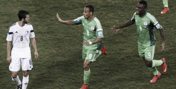 Le Nigéria élimine la Bosnie