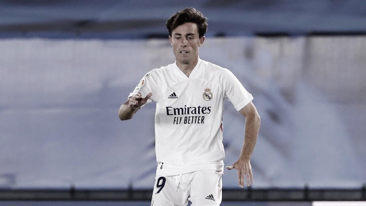 Odriozola no tiene sitio en el Real Madrid