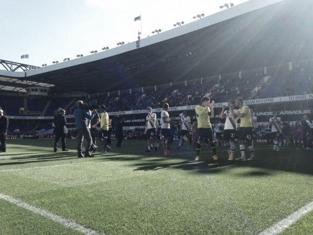 Tottenham vence o Hull CIty e fica muito próximo da Europa League