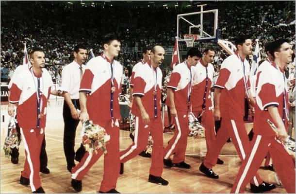 Historia del Eurobasket