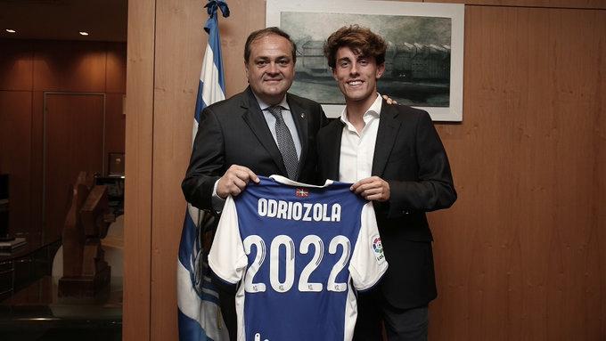 ¿Y Álvaro Odriozola?