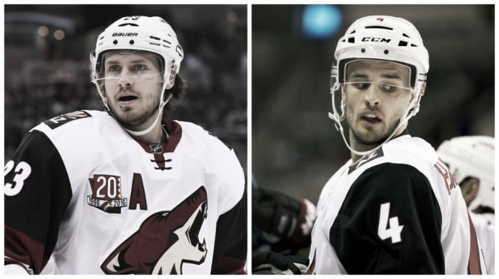 Arizona Coyotes: As sellers both Ekman-Larsson and Hjalmarsson could be dealt by trade deadline