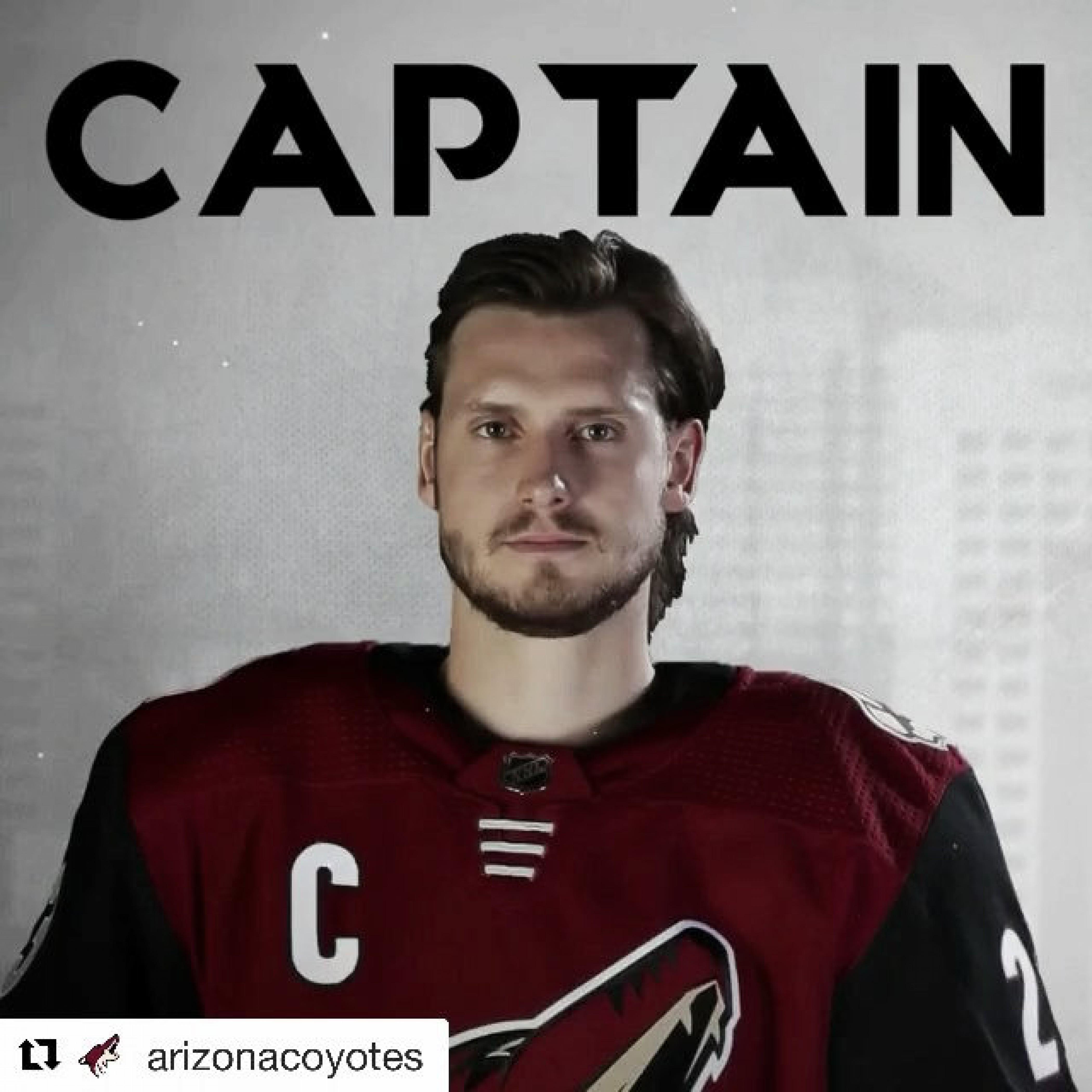 Arizona Coyotes: Oliver Ekman-Larsson named new captain
