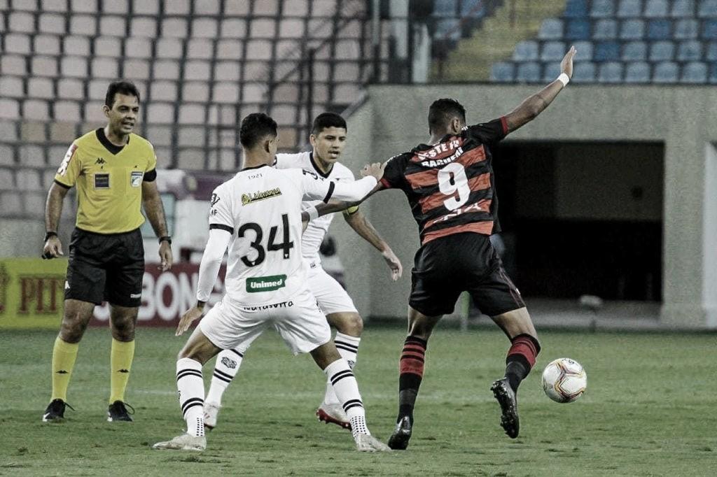 <div>Foto: Guilherme Drovas / Oeste FC</div>