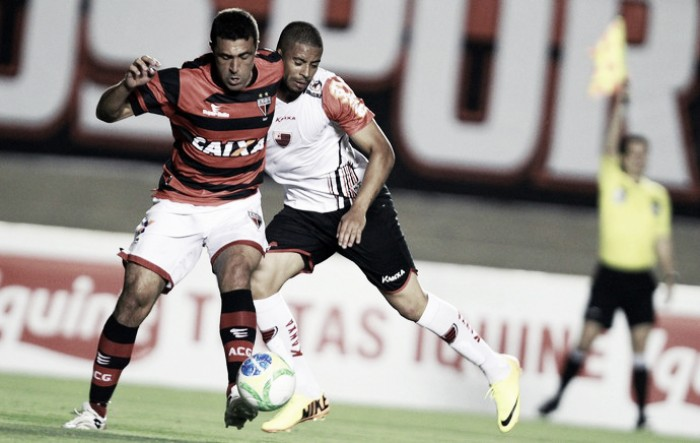 Oeste e Atlético-GO medem forças na rodada de abertura da Série B do Campeonato Brasileiro