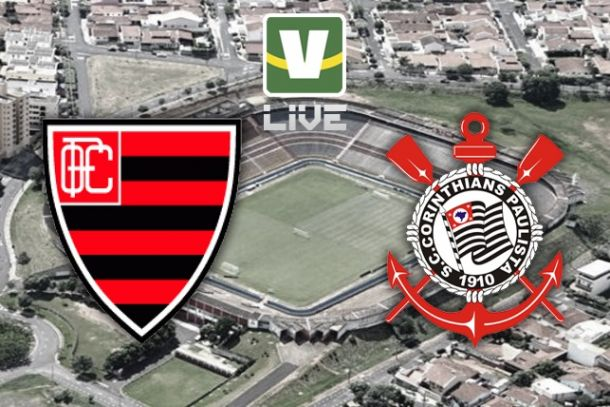 Campeonato Paulista: Oeste x Corinthians