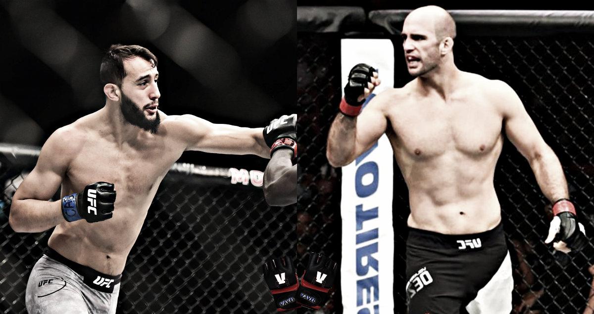 UFC en ESPN + 5: Oezdemir vs Reyes para Londres