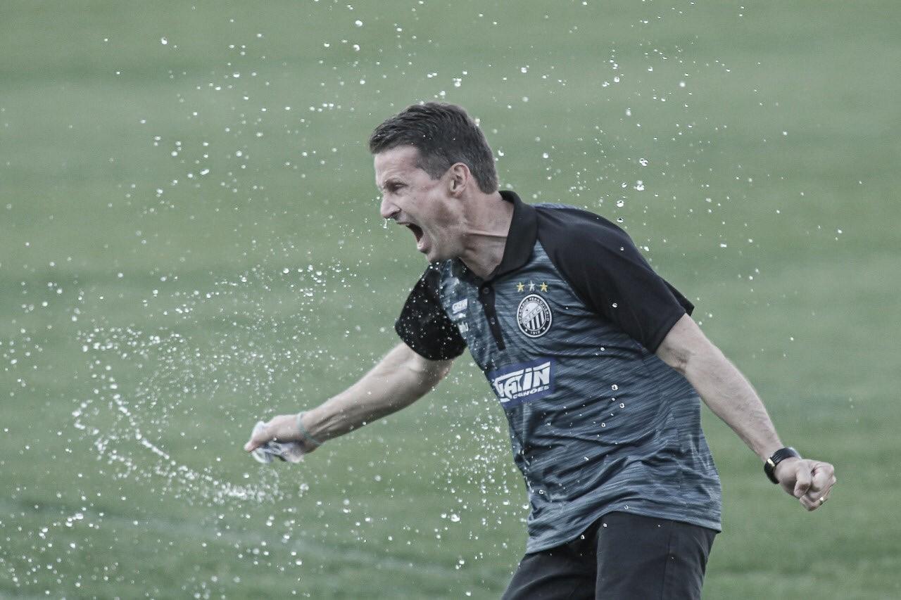Gerson Gusmão comemora empate fora de casa e invencibilidade do Operário na Série B