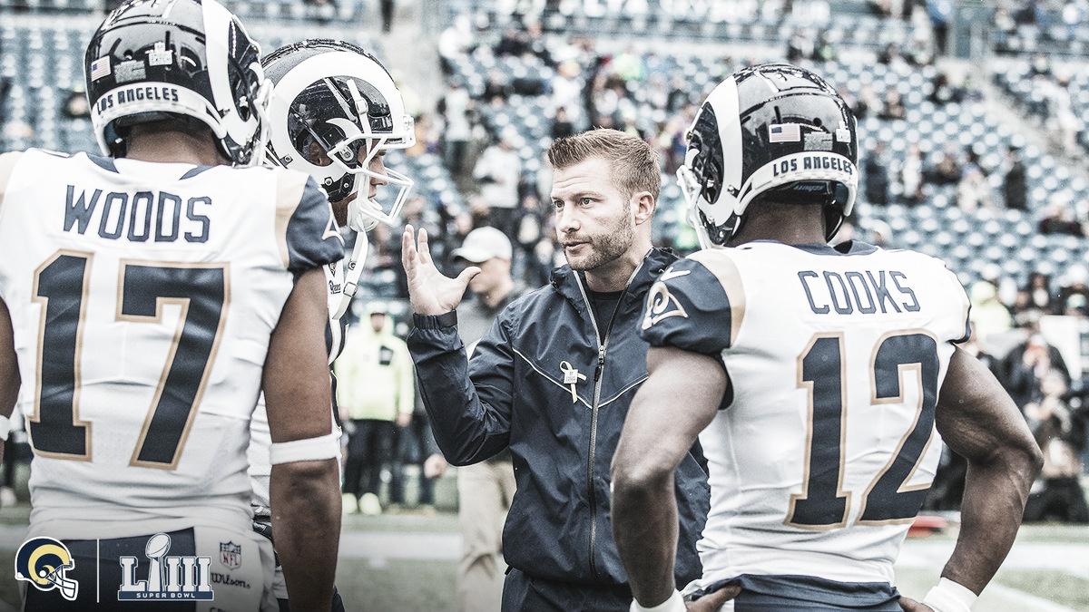 Análisis para la victoria de los Rams en la Super Bowl LIII: atacar por tierra y presionar a Tom Brady
